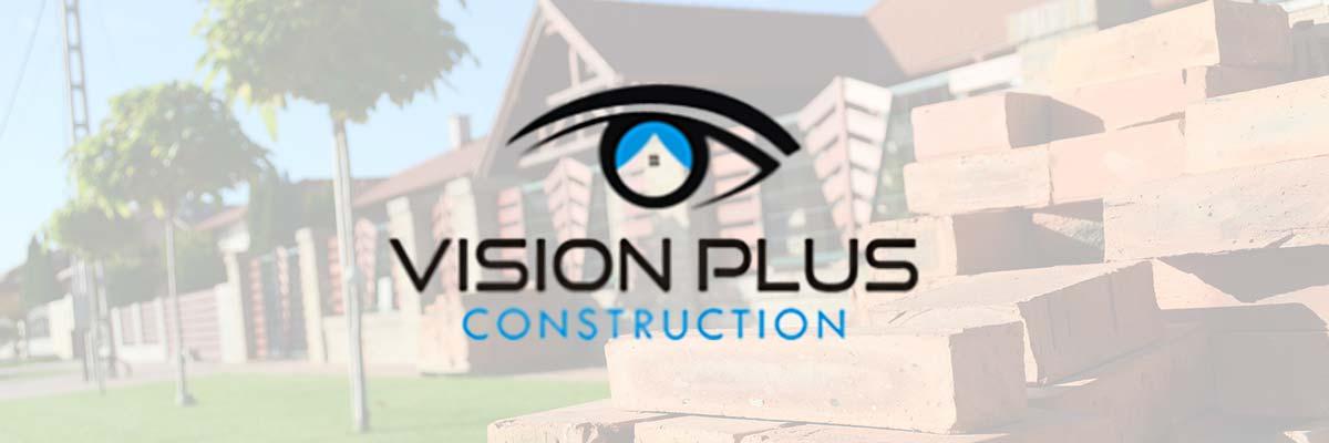 Vision Plus header